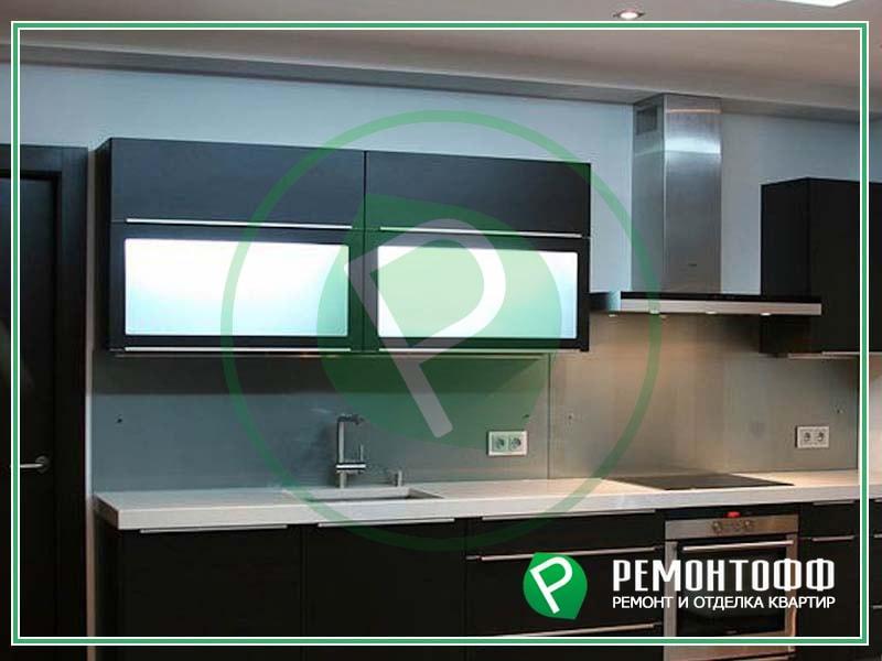 Ремонт кухни в Перми 18м2